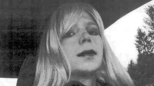 Chelsea Manning is serving a 35-year sentence.