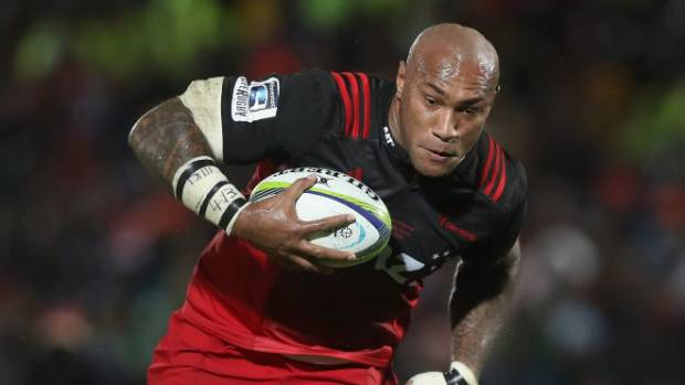 Nemani Nadolo is just one of many Pacific Island stars playing for teams throughout world rugby.