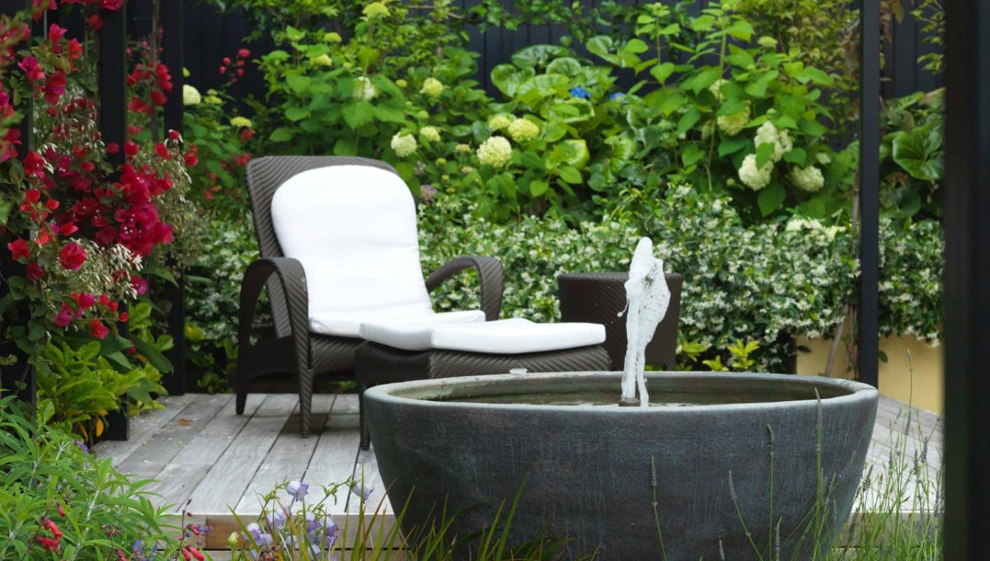 Turn your tiny garden into a green oasis | Stuff.co.nz