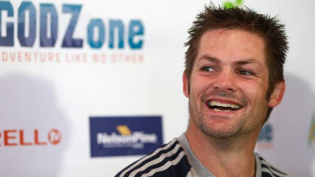 In a book coming out this August, Richie McCaw will look back over all of the 148 tests he played for the All Blacks.