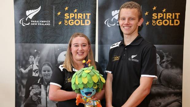 Sprinter Jacob Phillips and thrower Caitlin Dore were added to the New Zealand para-athletics team to compete in Rio on ...