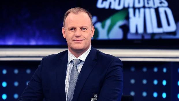 TV host Andrew Mulligan is rejoining the Rock's Morning Rumble show after three years away.