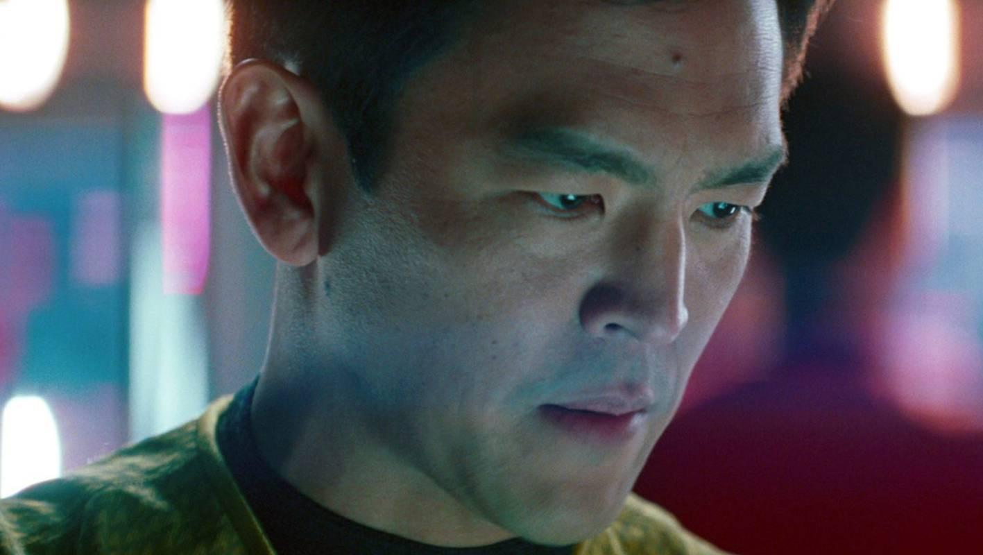 Star trek beyond actor john cho on gay sulu