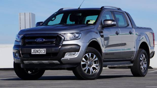 tickford resurrected to build fast ford rangers and. Black Bedroom Furniture Sets. Home Design Ideas