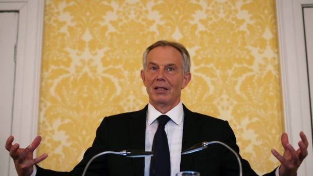Former Prime Minister, Tony Blair says current PM Theresa May should not get her own way.
