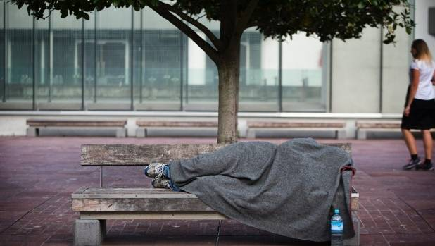 Image result for NZ's homelessness the worst in OECD - by far