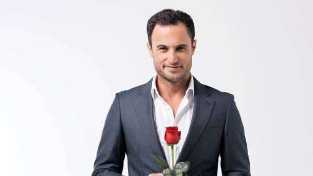 Jordan Mauger during his flashier, Bachelor days.
