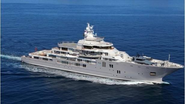 Look Inside Kiwi Billionaire Graeme Hart S Luxury Yacht