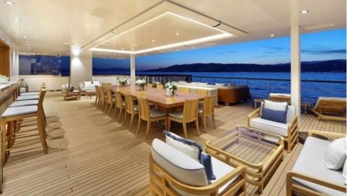 Kiwi billionaire Graeme Hart sets sale: $265m superyacht