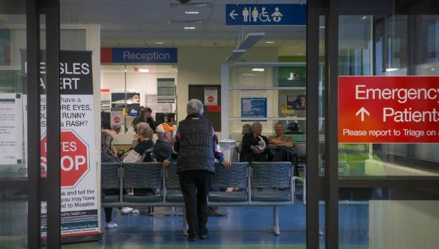 An average of 200 people a day present to the Waikato Hospital emergency department. That number increases to 250 on ...