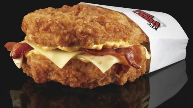 KFC's Double Down back in 'secret' return