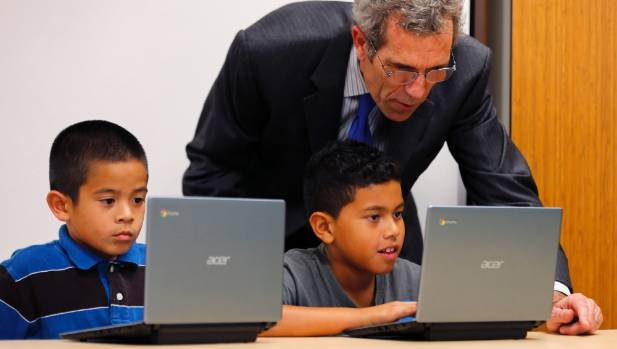 The very fact that digital technologies are so ubiquitous means they can't be boxed into one learning area of the ...