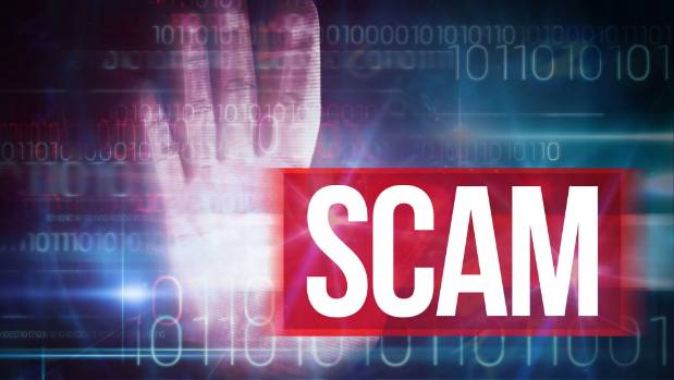 Police said if anyone suspected they were on the phone to a scammer, they should hang up immediately.