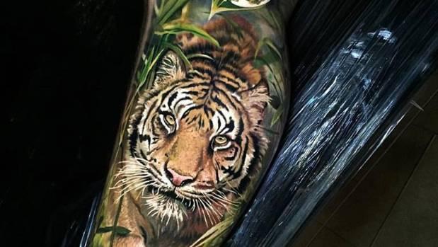 Getting job as tattoo artist?