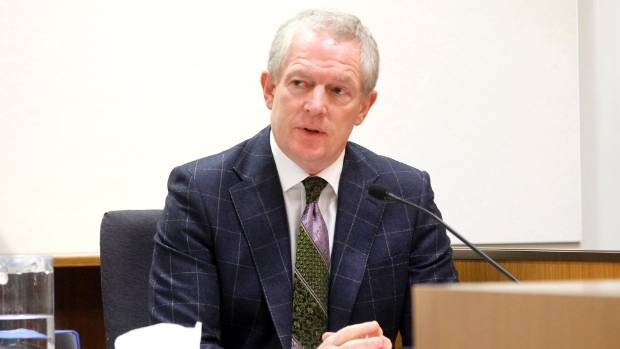 Brendan Boyle says Edridge's resignation follows  an investigation into security and privacy issues relating to MSD's ...