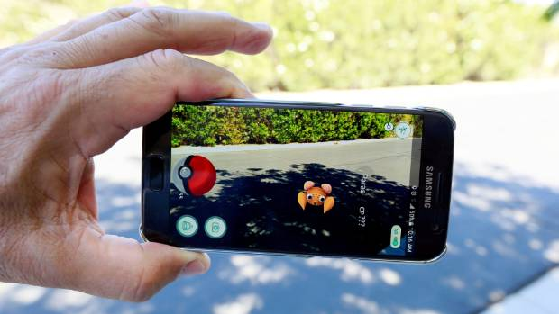 Electricity companies are warning Pokemon Go players to stay safe