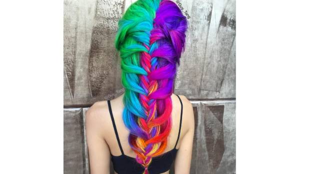 guy tang the stylist behind the rainbow hair trend