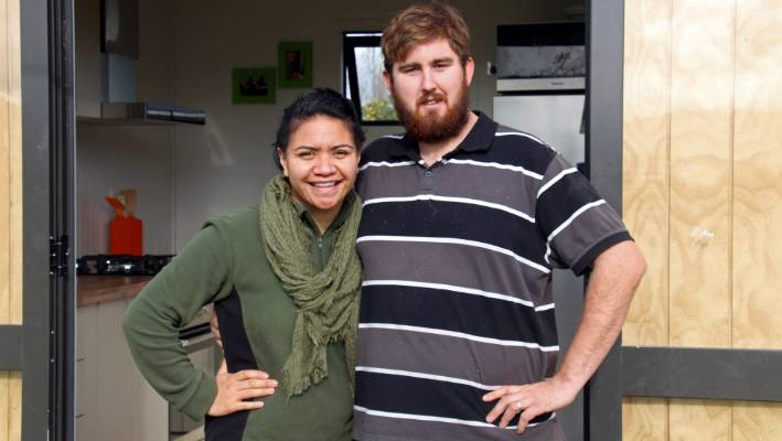 Mangatangi Couple Find Happiness In Minimalist Home And Lifestyle