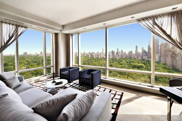 New york apartment gives you best view for Central park apartment new york
