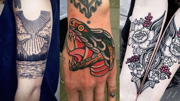 10 tattoo artists we 39 re obsessed with for Tattoos that last a year