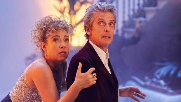 Peter Capaldi started the role in 2013.