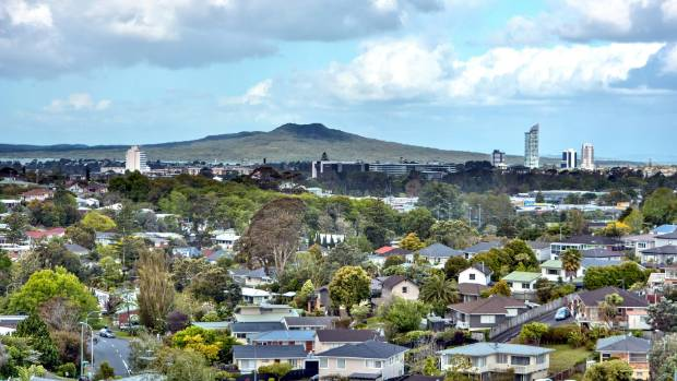 Auckland's North Shore is out of reach for first home buyers.
