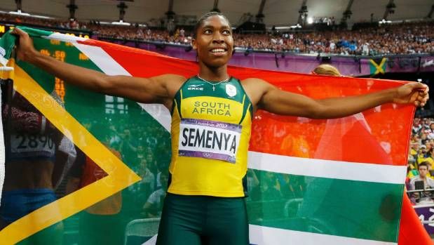 South African runner Caster Semenya, who was ordered to undergo gender tests in 2009, won silver in the 200m at the 2012 ...