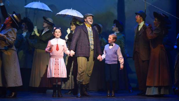 Tonight Is Last Night For Alternate >> Mary Poppins cast and crew get ready for opening night | Stuff.co.nz