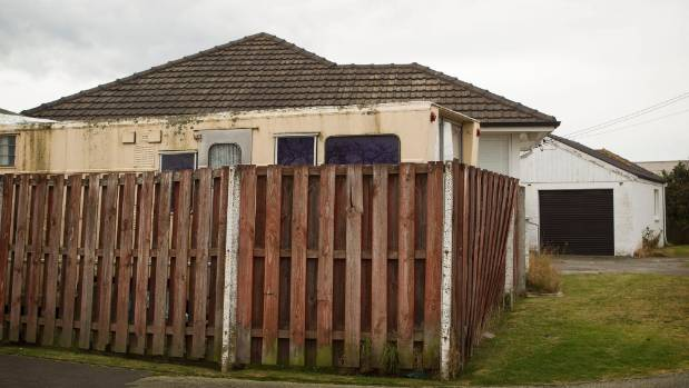 Old caravans could also be a target of the Christchurch City Council's new focus on unsightly structures.