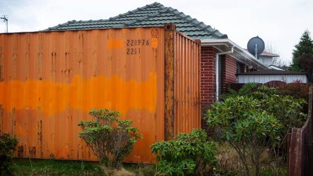 Tougher rules may be ahead for shipping containers and tiny homes in Christchurch.
