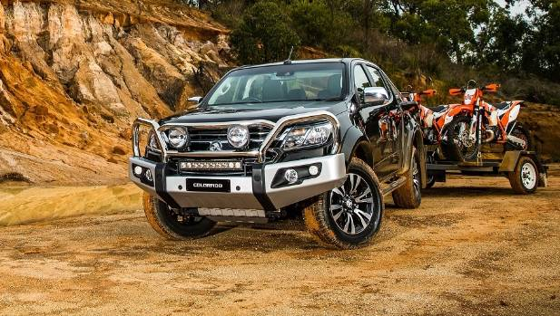 state of origin reveal for new holden colorado ute