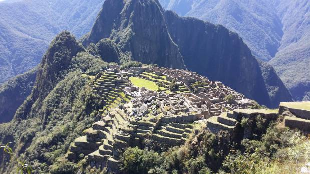 Fascinating as Machu Picchu is, it's not Southland.
