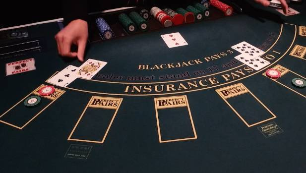 Ip blackjack