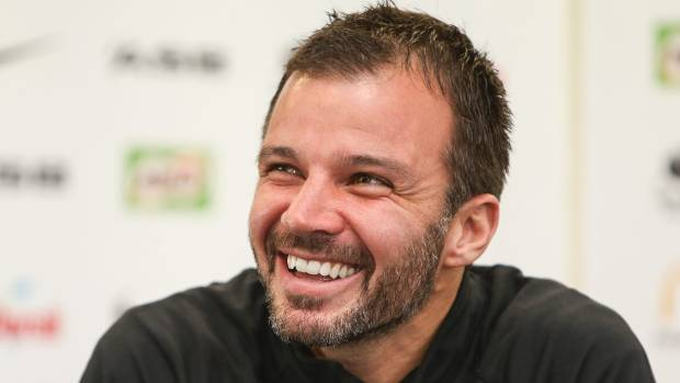 All Whites coach Anthony Hudson doesn't mind having to face a team from a bigger confederation to book a World Cup berth.
