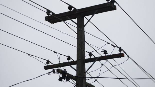 Power is out to more than 4000 homes in Christchurch's CBD and the suburbs of St Albans, Merivale and Beckenham.