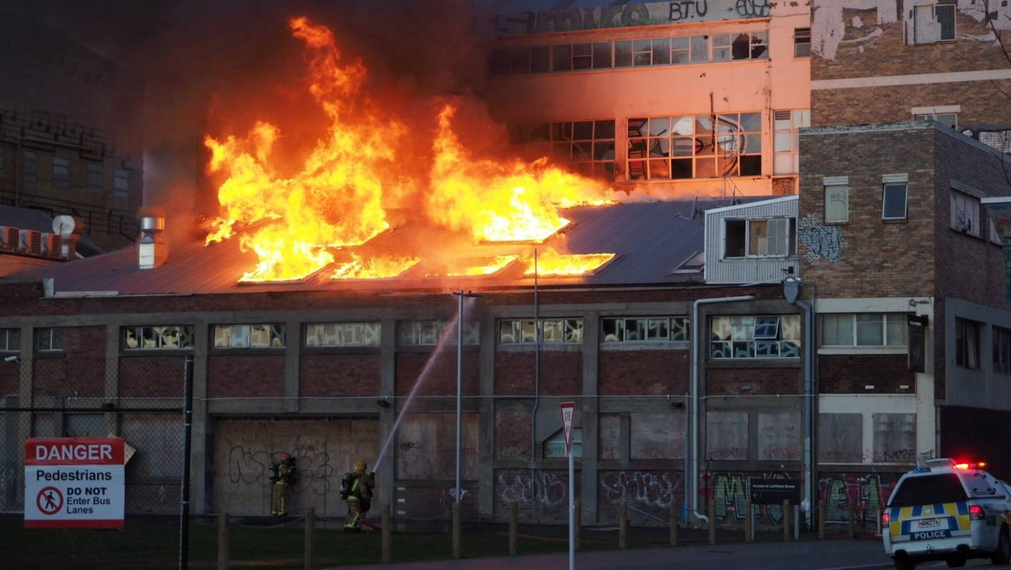 Christchurch Central News: Christchurch Central Building To Be Demolished
