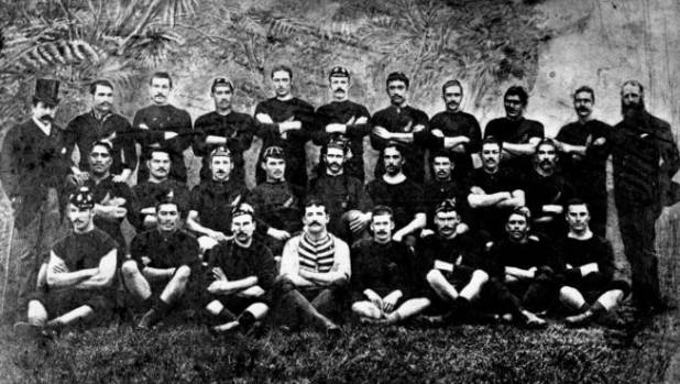 The history of black: Why do Kiwi sports teams wear black ...