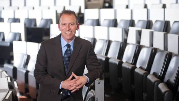 Laufer is the head of the School of Marketing and International Business at Victoria University.