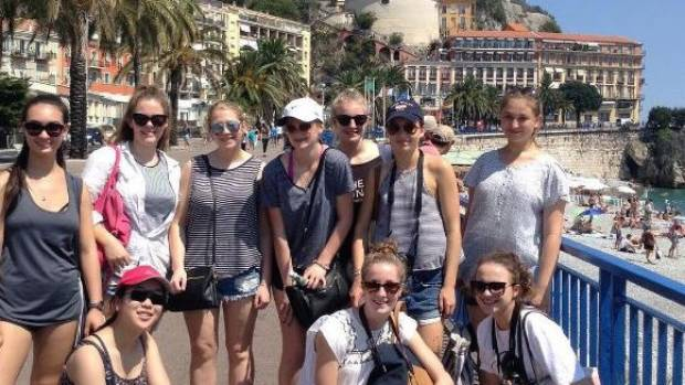 A group from Rangi Ruru Girls' School in Christchurch currently on a cultural trip to Nice have been reported to be safe ...