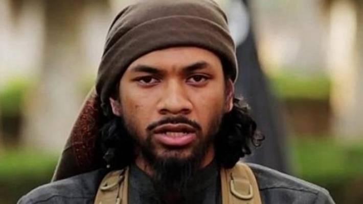 Neil Prakash, also known as Abu Khaled al-Cambodi.