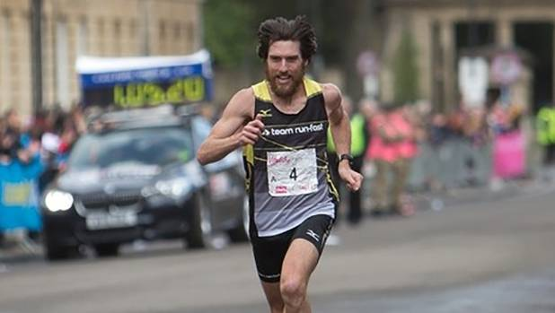 Paul Martelletti Is The Only New Zealand Marathon Runner To Better Olympic Qualifying Time