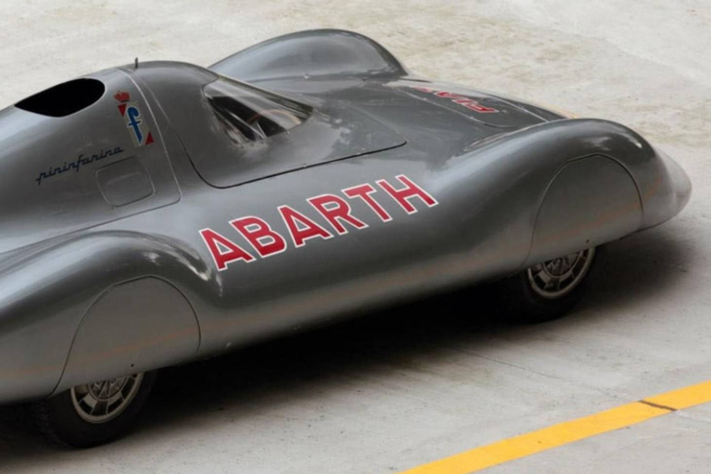 1960 Abarth Speed record car headed to auction | Stuff.co.nz