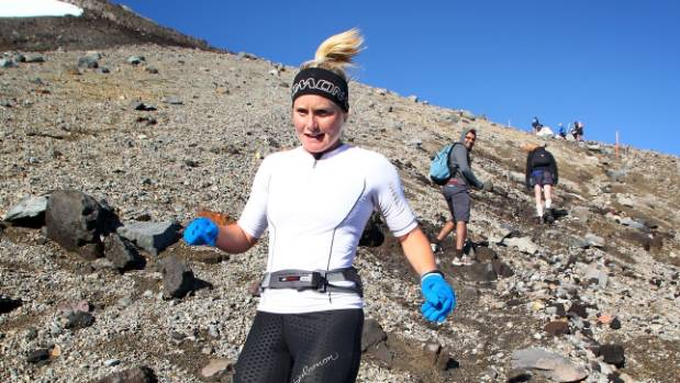 Dunedin's Anna Frost has won the Hardrock 100 ultra-marathon the past two years