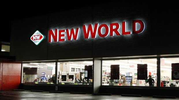 The mall owners also own New World and Pak 'n Save supermarkets.