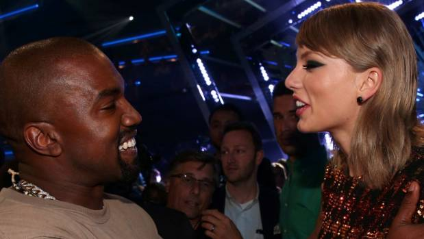 Kanye West has had plenty to say about Taylor Swift.
