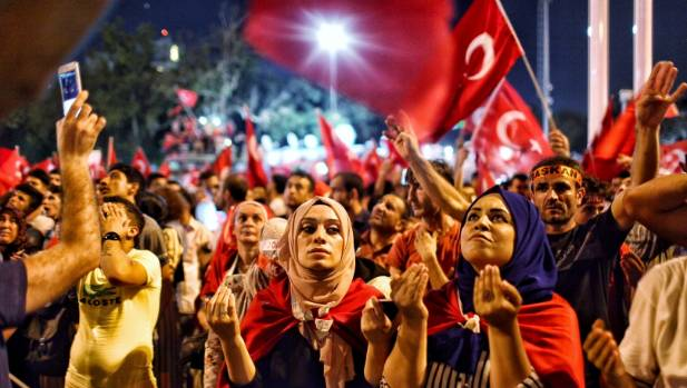 Turkey ranks as one the lowest in the world in terms of interpersonal trust.