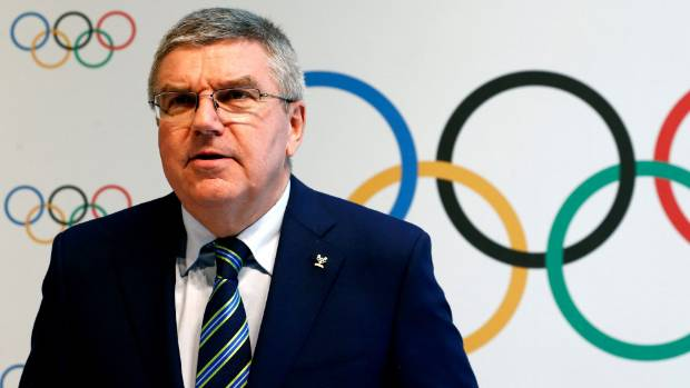 International Olympic Committee (IOC) president Thomas Bach says Russia's athlete doping programme is an attack on the ...