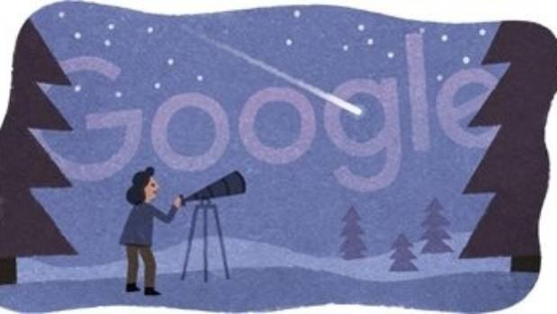 Google paid tribute to astronomer Beatrice Tinsley on January 27, 2016, which would have been her 75th birthday.
