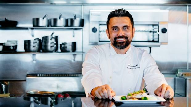 Michael Meredith is renowned for innovation and degustation menus.
