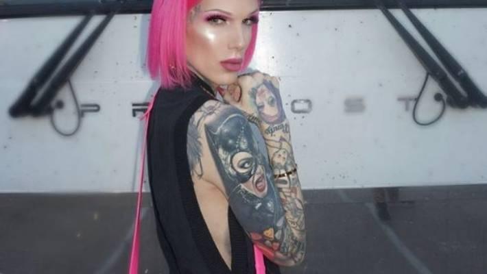 Tattoo Artist Kat Von D And Beauty Vlogger Jeffree Stars Drama